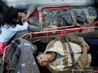 Cel putin sapte persoane au murit in urma alunecarilor de teren din Peru