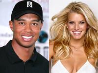 Jessica Simpson, pe lista amantelor lui Tiger Woods?!