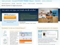 (P) Descarca AICI Internet Explorer 8 cu site-urile PRO in bara de meniu!