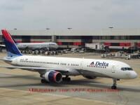 Incident neobisnuit la bordul unui avion. Steward in criza de isterie