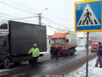Cod galben de polei în Bucureşti şi alte nouă judeţe. 13 trenuri sunt în continuare anulate