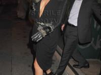 Lady GaGa sfideaza gravitatia! Sanii ei nu prea…