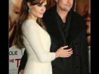 Luati-va o camera! Brad a apucat-o pe Angelina de fund in vazul lumii!