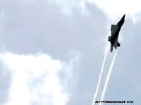 Un avion francez a doborat unul libian, al fortelor lui Ghaddafi