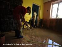 Satu Mare: Peste 30 de persoane au fost evacuate in urma inundatiilor