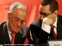 Ponta: La alegeri i-am votat pe Ratiu si Constantinescu; i-am spus asta lui Iliescu si m-a iertat