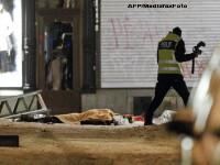 Doua masini au explodat in Stockholm! Verdictul: atentat terorist