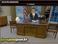 A aparut jocul Wikileaks! Esti Assange si furi date din laptopul lui Obama
