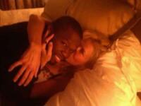 50 Cent si Chelsea Handler, in tandreturi! In mijlocul patului...