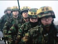 Coreea de Sud face manevre militare in Marea Galbena