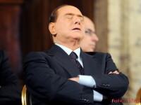 Silvio Berlusconi a cazut la dus si s-a lovit la cap. Are un traumatism cranian