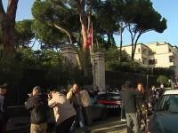 Explozii la ambasadele statelor Chile si Elvetia din Roma