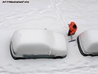 Gropi si mocirla! Zonele rezidentiale, un cosmar pe timp de iarna