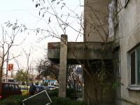 Explozie puternica intr-un bloc din cartierul Berceni. Doua persoane au fost ranite