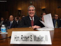 Directorul FBI, Robert S. Mueller, se intalneste la Bucuresti cu seful SRI, George Maior
