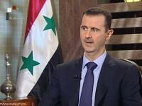 Bashar al-Assad ameninta Turcia: Va plati scump pentru sustinerea \