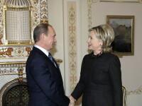 Vladimir Putin, despre Hillary Clinton: Este o femeie \