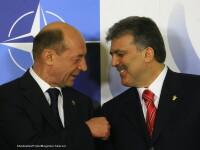 Presedintele Traian Basescu a plecat in Turcia, unde va semna o Declaratie de parteneriat strategic