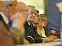 Emil Boc: Coalitia a decis sa inceapa angajarea raspunderii pentru comasarea alegerilor