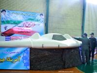 Iranul va reproduce avionul american fara pilot, de tip RQ-170, pe care sustine ca l-a capturat