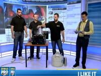 iLikeIT. Demonstratie LIVE de overclocking cu azot lichid, intr-un frig ... ca pe Marte