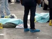 VIDEO. Atac rasist in Italia. Doi senegalezi au fost ucisi, in plina zi, iar alti 3 au fost raniti