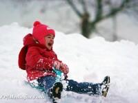 Afla unde ninge pana la Craciun si cum va fi vremea de Revelion