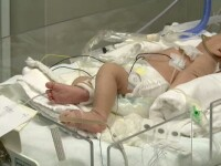 Bebelusii care se sufoca la nastere mai au o sansa: