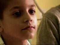 Povestea lui Cosmin, baiatul care l-a primit pe Mos Craciun acasa, dupa ce a fost vindecat de cancer