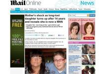 Surpriza care era sa-i provoace unei mame atac de cord. Cum si-a regasit fiica dupa 14 ani