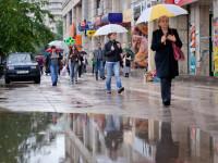 Vremea se raceste, iar ploile cuprind sudul, estul si centrul tarii. Prognoza meteo pentru marti, 7 octombrie