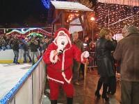 Start la distractie in Targu Mures. Patinoarul artificial si-a deschis portile