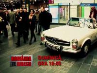 Romani care CRED – POT – FAC duminica ora 18:00 la Romania, te iubesc