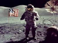 Experimentul facut de ultimul om care a ajuns pe Luna. Ce s-a intamplat cu aparatul lui foto