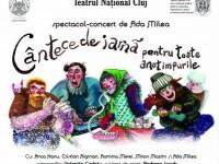 Umorul va domina pe scena Teatrului National Cluj. Ada Milea promite un spectacol-concert de neuitat