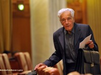 12 Decembrie: Sergiu Nicolaescu, in Senat: Mai am putini ani de trait, va spun sincer