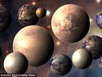 Cele 7 planete locuibile, descoperite pana acum. Istoria cautarii