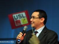 Ponta, despre scrisoarea lui Basescu: E ca la un joc de ping-pong