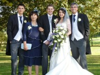 Ce veste a primit aceasta femeie dupa nunta.