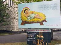 O biserica din Noua Zeelanda in centrul unui scandal mondial. Ce sustine despre Iisus