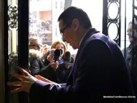 Ponta spune ca in viitorul Guvern vor fi si persoane impotriva carora s-a declansat urmarirea penala