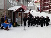 Jandarmii montani din Straja s-au mutat in casa noua. Vor putea ajunge mai repede la solicitari