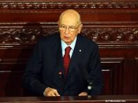 Presedintele Italiei a dizolvat Parlamentul. Alegerile vor avea loc pe 24-25 februarie