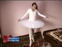 Daruiesti si castigi:Povestea Danei, al carei vis este sa devina cea mai valoroasa balerina din lume