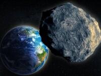 VIDEO. Un asteroid gigant de 135.000 de tone a trecut la cea mai mica distanta de Pamant