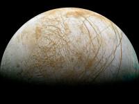 Curenti de apa calda, detectati sub stratul de gheata al unui satelit al planetei Jupiter