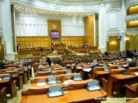Parlamentul a adoptat bugetul pe 2014, in prezenta premierului Victor Ponta