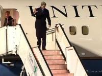 Razboi in Fasia Gaza. Secretarul de Stat american John Kerry a ajuns in Israel pentru a incerca sa faca pace