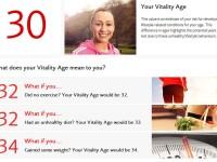 Cum poti afla ca esti cu 20 de ani mai batran. Aplicatia care iti arata varsta reala a corpului tau