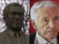 Reactie neasteptata la dezvelirea bustului lui Sergiu Nicolaescu: